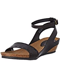 Kickers Tokrom, Sandales Bout Ouvert Femme