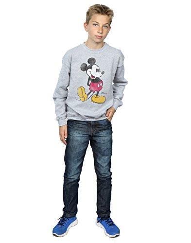 Disney niños Mickey Mouse Classic Kick Camisa De Entrenamiento