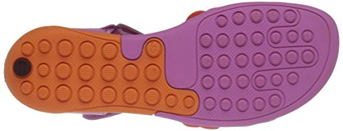 Camper - Sup.limey,spicy/Circuitsan Limey-monoi, Sandali Donna Rosa (Pink (Lt/Pastel Pink))