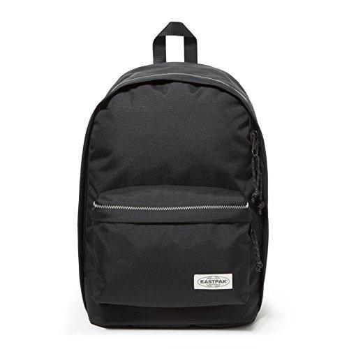 Eastpak BACK TO WORK Sac à dos loisir, 43 cm, 27 liters, Noir (Black Stitched)