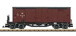 Märklin l42639LGB gedeckter güterwagen Dr, Modelo Ferrocarril Set