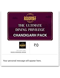 Dineout Gourmet Passport Chandigarh-12 Months E-Gift Card