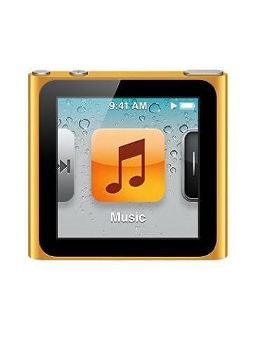 Apple iPod nano 8 Go Orange (6ème génération)