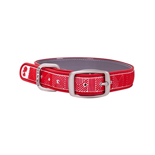 dublin-perro-todos-los-estilo-no-stink-chevron-nautico-de-collar-de-perro-pequeno-color-rojo