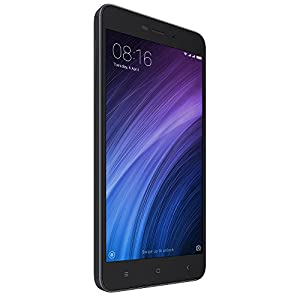 "Xiaomi Redmi 4A - Smartphone libre de 5"" (4G, WiFi, Bluetooth, Snapdragon 425 1.4 GHz, 16 GB de ROM ampliable, 2 GB RAM, rear camera 13 Mp, MIUI Android, dual-SIM), Grey [Spanish version]"