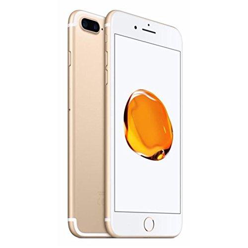 Apple iPhone 7+ Smartphone portable débloqué 4G (Ecran: 5,5 pouces – 32 Go – Nano-SIM – iOS) Or