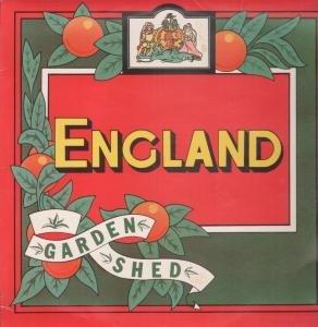 GARDEN SHED LP UK ARISTA 1977 England-garden Shed