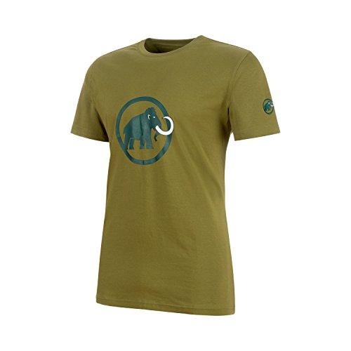 Mammut Herren T-Shirt Logo, Clover, L