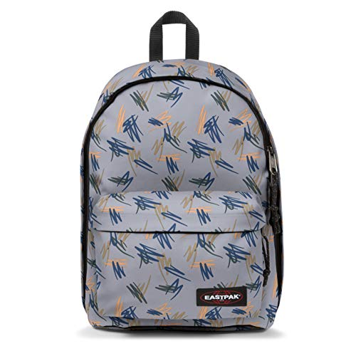 Eastpak OUT OF OFFICE Zaino Casual, 44 cm, 27 liters, Multicolore (Scribble Local)