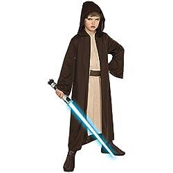 Star Wars - Disfraz Túnica Jedi Classic infantil, L (Rubie's Spain 640273-L)
