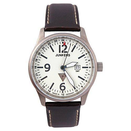 Junkers Men's Quartz Aviator Watch 79701