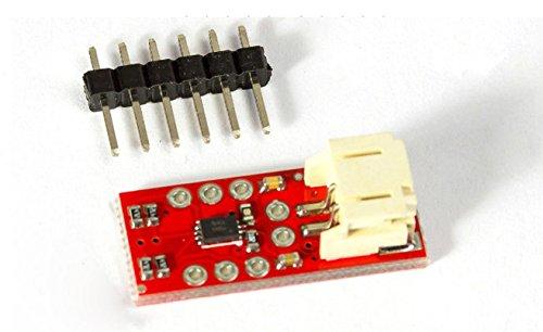 max17043Fuel Gauge Lipo 1S Checker Módulo Board I2C para Arduino Raspberry Pi DIY