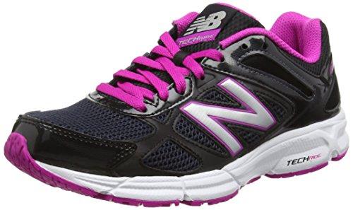 New Balance W460 Running Fitness - Zapatillas de deporte para mujer, color negro, talla 39