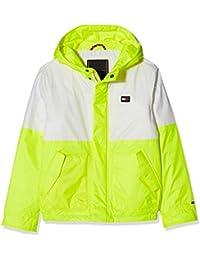 Tommy Hilfiger Neon Bonded Jacket, Chaqueta para Niños