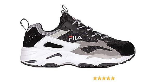 Fila Ray Tracer Sneakers Nero Grigio Bianco 1010685.25Y (40