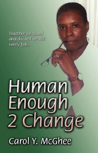 Human Enough 2 Change Cover Image