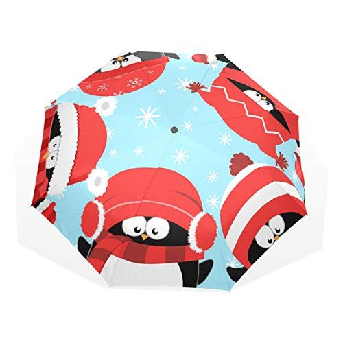 7aab5dae0 EZIOLY - Paraguas de Viaje Ligero antirayos UV, para Hombre, Mujer y niños,