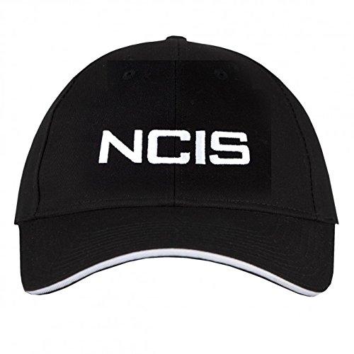 Navy CIS , gesticktes NCIS Logo Hat Basecap Cap Mütze ( Abverkauf - altes Modell ) , Das Original aus den USA , Kostüm , Fasching , Verkleidung