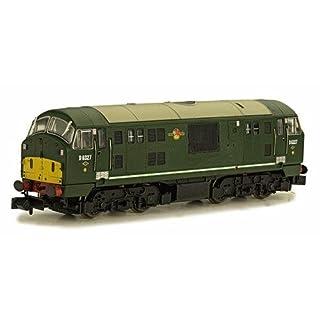 Dapol 2D-012-011 BR Class 22 D6327 Disc Headcode Green AYP