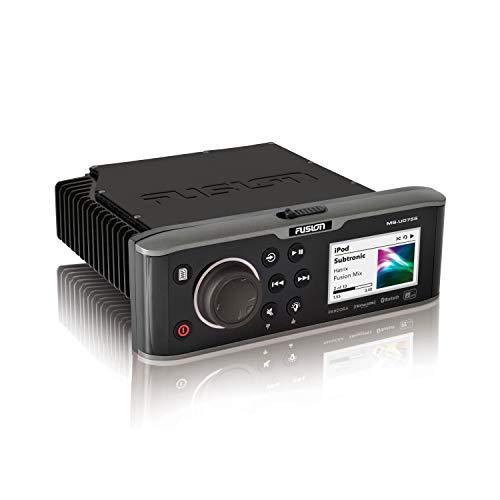 Fusion ms-ud755-Team von Unterhaltung Marino Stereo mit Unidock, Schwarz - Fusion Marine Audio