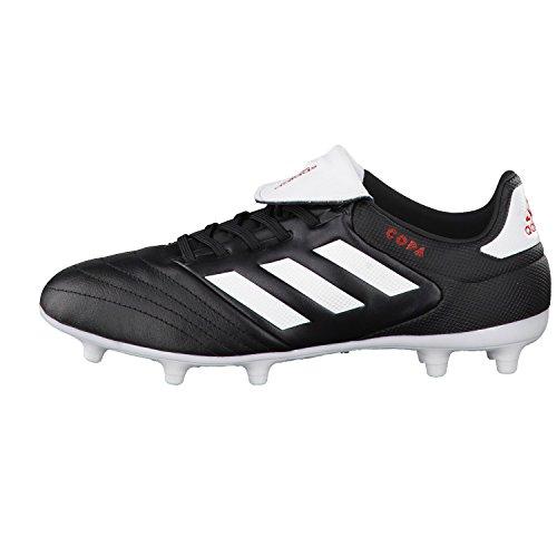 adidas Copa 17.3 Fg, Chaussures de Futsal Homme, Rouge Core Black / FTWR White / Core Black