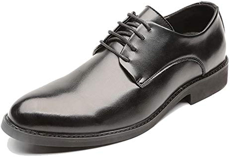 SRY-scarpe, Scarpe Stringate Uomo, Nero (Nero), 39.5 EU | Ampie Varietà  | Gentiluomo/Signora Scarpa