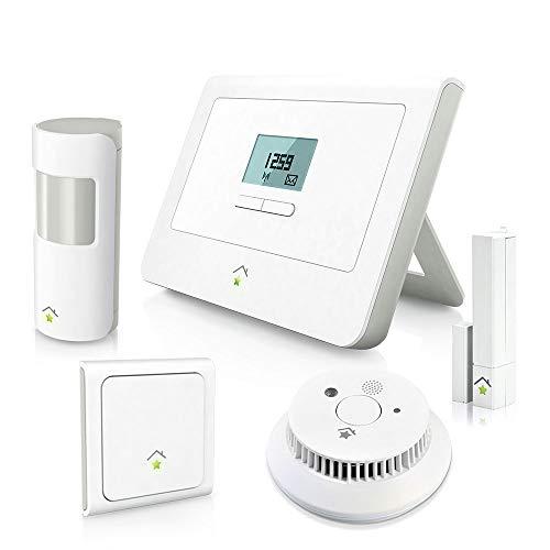 innogy SmartHome Paket Sicherheit - Sicherheit im Haus mit Smart Home per Wlan App und...