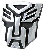 Best Car Decals - 3D Transformers Autobots Emblem Car Badge - Chrome Review