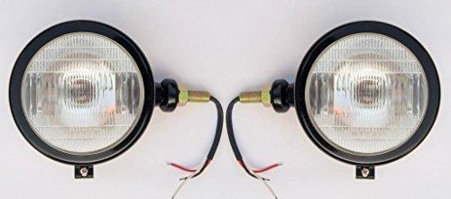 Bajato Massey Ferguson 35, 35 X Schwarz Stirnlampe Für Traktor Set 11000203