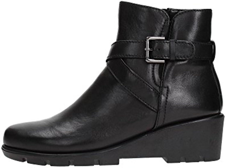 THE THE THE FLEXX chaussures femme bottines avec BLACK coin B413_09B0757X3PHZParent 3b2d2f