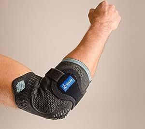 coudière anti-épicondylite Silistab Epi tour de bras sous le coude 31 à 33 cm