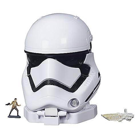 Hasbro – B3511 – Micro Machines – Star Wars : The Force Awakens – Stormtrooper – Coffret