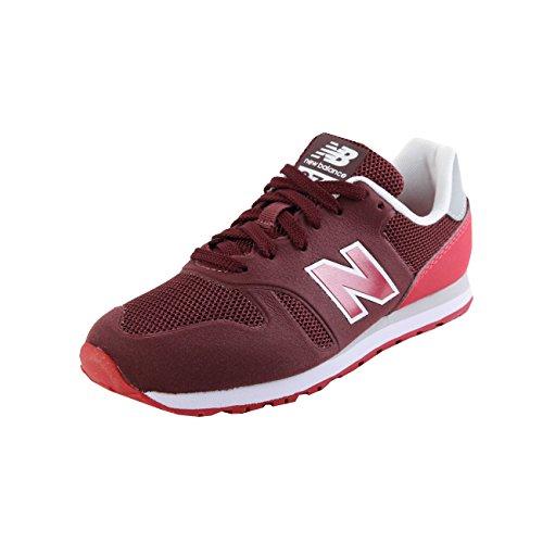 New Balance KD 373 Kids RGY Dark Red Rouge