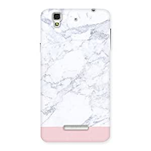 Neo World Classic Marble Pattern Back Case Cover for YU Yureka