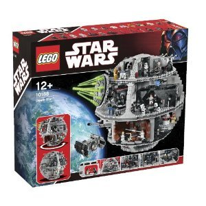 Ultimate-Lego-Star-Wars-Death-Stars-10188-Minifigure-Scale-Scenes-Moving-Parts-And-Characters