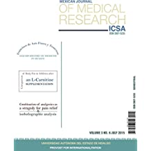 Mexican Journal of Medical Research No. 6 (English Edition)
