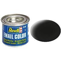 Peinture Noir Mat - Revell 32108 - RAL 9011