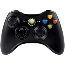 Xbox 360 Wireless Controller (Black)