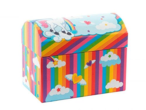 Bote--bijoux-carton-17-x-10-x-13-cm-Miroir-Licorne