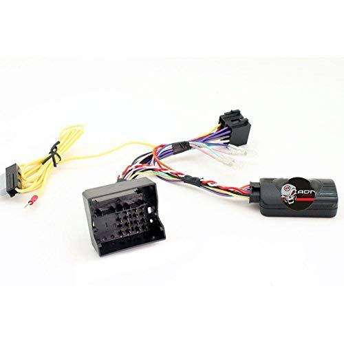Interface Commande au volant BM5A pour BMW 01-16 Fakra Alpine - ADNAuto