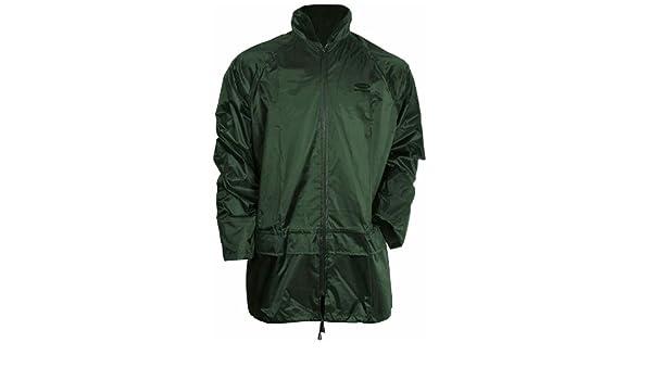 5a7fa89b3ea8b Fladen Rainsuit 911 Regenanzug Jacke und Hose grün oder schwarz (grün,  Gr.XL): Amazon.de: Sport & Freizeit