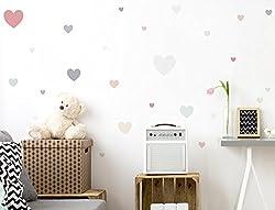 'I-love-Wandtattoo Was 10426Children's Bedroom Wall Sticker Set