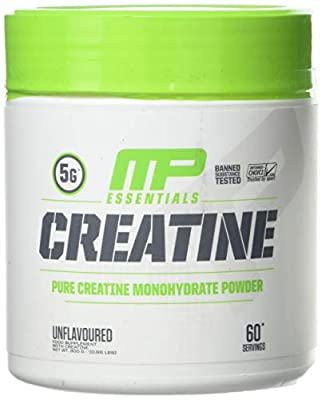 MusclePharm Creatine, Unflavoured, 300 g by MusclePharm