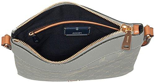Joop Damen Cortina Dia Shoulderbag Mvz Schultertasche, 3x26x24 cm Grau (Light Grey)