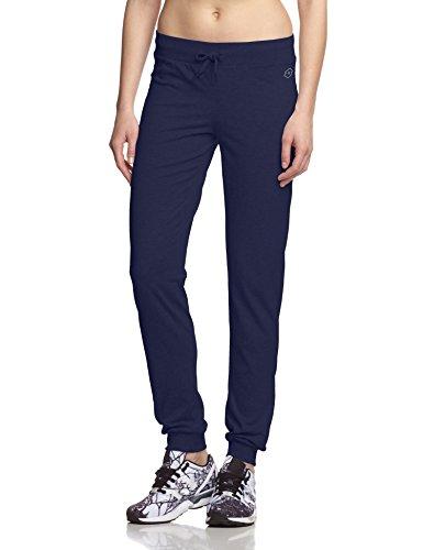 Lotto feel jS w pantalon pour femme XXL Bleu - noir