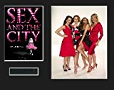 SEX AND THE CITY  HIGH QUALITY MOVIE MOUNTED PHOTO PRINT