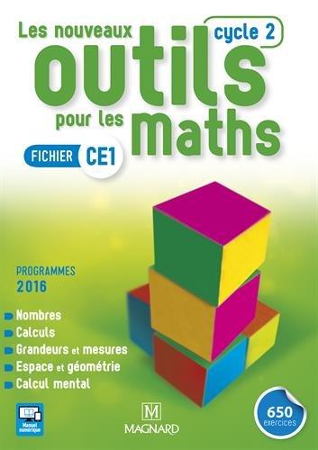 Les nouveaux outils pour les maths CE1 : Fichier