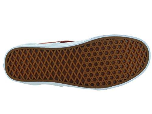 Vans Vn-0306i3d, Bourgogne Homme Sneaker Rouge Taille: Pomme