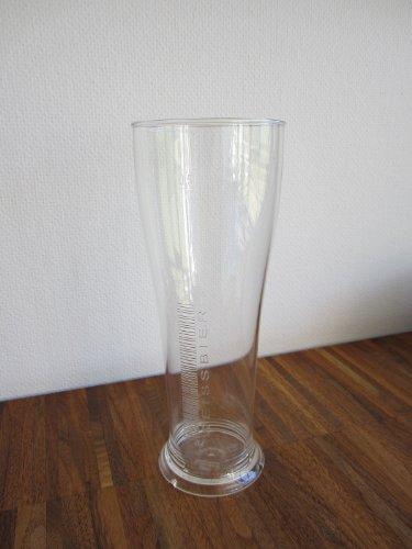 Weizenbierglas - 0,5l aus Kunststoff