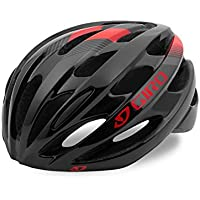 Giro Trinity Fahrradhelm - black bright red